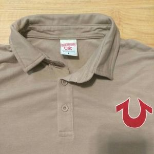 True Religion Polo Men's Large